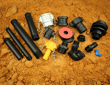 irrigation products - Fittings, Risers, camlocks, threaded fittings and more