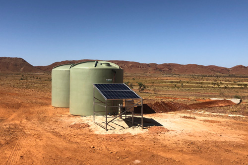 Services - Solar Stock Water Solutions